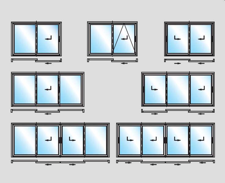 Parallel schiebe kipp t ren for Schiebefenster konfigurator